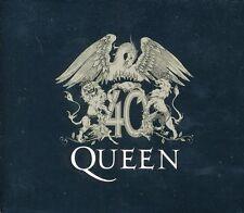Vol. 1-Queen 40th Anniversary Collectors Box Set - 10 DISC SET - (2011, CD NEUF)