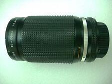 Nikon Zoom-NIKKOR 35-135mm f/3.5-4.5 AI-S Manual Focus Lens
