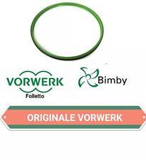 GUARNIZIONE SILICONE COPERCHIO BIMBY TM31 ORIGINALE VORWERK BIMBY TM 31 FOLLETTO