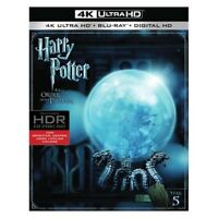 WARNER HOME VIDEO BR631103 HARRY POTTER & THE ORDER OF THE PHOENIX (BLU-RAY/4...