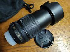 New ListingNikon Af-S Dx Nikkor 18-105mm f3.5-5.6 G Ed Vr Digital Dslr Camera Lens
