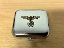 TASCHENASCHENBECHER - Reichsadler - Wehrmacht - CNC Gravur