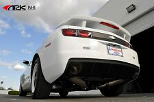 ARK N-II Catback Exhaust System w/ Burnt Tip for 2010-2013 Chevy Camaro
