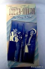 "RARE! RCA Frank Sinatra Tommy Dorsey 5 cassette Box Set. ""The Song Is You"" EX"