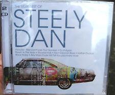 STEELY DAN CD x 2 The Very Best Of Steely Dan Do It Again Reelin In The SEALED