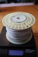 225ft Litz wire 5x5x42/42 12 AWG NELD1050/42SPDN-S1 type 2 amateur crystal radio