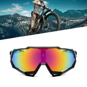 Glasses Cycling Sunglasses For Men Bike Bicycle with Lens Protection