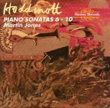 martin jones/martin jones - alun hoddinott - klaviersonaten 6-10, Alun Hoddinott