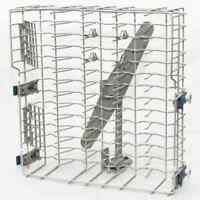 New! Genuine OEM Whirlpool Kenmore KitchenAid W10253040 Top Dishwasher Rack