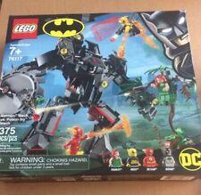 Lego Batman Mech VS Poison Ivy Mech 375 Piece 76117