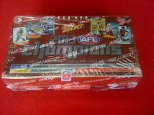 2013 AFL SELECT CHAMPIONS NEW SEALED BOX (36 packets)