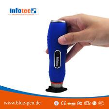 Wächterkontrollsystem Blue-Pen S WKS Zeiterfassung Security IButton Stechstelle