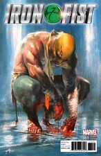 3/24/2017 Iron Fist #1 Gabriele Dell'Otto Color Variant