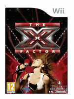BNIP  The X Factor (Wii) VideoGames BRAND NEW SEALED