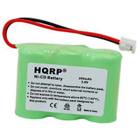 HQRP Battery for AT&T E5804 E5811 E5812B E5813B E5814B Cordless Phone