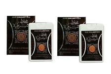 2 Mukhallat Sharqia By Zaafaran Pocket Spray Rose Herb Musk Agar Wood Light 20ml