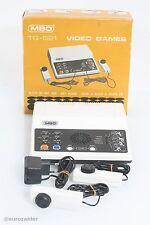 MBO TG-621 Vintage Pong Spielkonsole weiß zum Anschluss an jeden TV geeignet OVP
