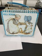 Vtg 1979 Holly Hobbie Rare Lunch Box. No Thermos
