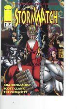 Stormwatch # 7  NM- 9.2