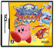 Game: DS Kirby Squeak Squad [Jap From japan