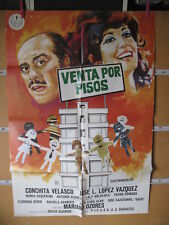 A5859  VENTA POR PISOS - 1971 - DE MARIANO OZORES CON CONCHA VELASCO Y JOSE LUIS
