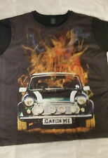 MINI COOPER UNISEX T SHIRT  CLASSIC CAR MENS WOMENS SIZE XXL  ASIAN