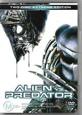 Alien vs Predator DVD Two Disc Extreme Edition