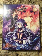 Fairy Fencer F Limited Edition Sony PlayStation 3 PS3 2014 NIS NEW SEALED NTSC