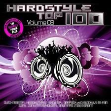 HARDSTYLE TOP 100 / 8 = Showtek/Zany/Deepack/Dozer/Vortex...=2CD= PHATTE TRAXX!!