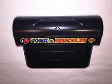 Sonic & Knuckles (Sega Genesis, 1994) Game Cartridge Excellent!