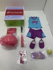American Girl Softball Set - MYAG - New In Box