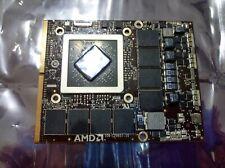 Tested M17X R3 AMD Radeon BLACKCOMB 6990M video card 2GB graphics laptop 0RDRGR