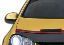 Car Hood Bra + RED FELT Fits Volkswagen VW Golf 6 VI MK6 GTI 10 11 11 12 13 14