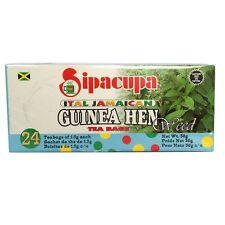 Jamaican Guinea Hen Weed 24 Teabags Sipacupa Anamu Tea -Ships From USA Very Fast