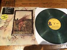 "LED ZEPPELIN 4 IV COLOURED RECORD 12"" SIZE FULL ALBUM"