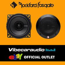 "Rockford Fosgate Prime R14X2 10cm 4"" 60 Watts Car Door Dash Coaxial Speakers"