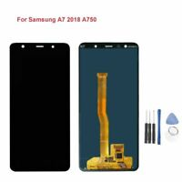 For Samsung Galaxy A7 2018 SM-A750F SM-A750FN LCD Display Screen Digitizer +Tool