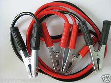 HEAVY DUTY 1200 AMPJUMP LEADS BOOSTER CABLES BATTERY STARTER  2.2mts/7ft