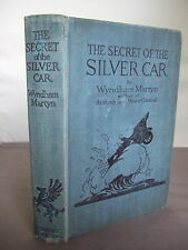 The Secret of the Silver Car by Wyndham Martyn HB