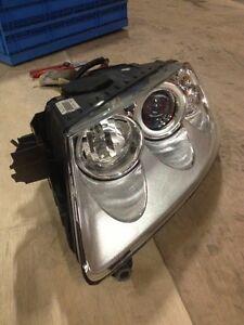 New OEM VW Volkswagen Touareg Valeo Driver Left Halogen Headlight Assembly