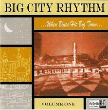 BIG CITY RHYTHM Vol.1 ....*When Blues Hit Big Town*.....from Stockholm Sweden