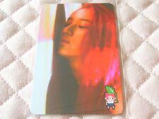 (ver. Krystal) f(x) FX 2nd Album Pink Tape Rum Pum Pum Pum Photocard K-POP SNSD
