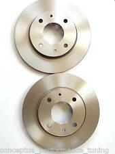 Complete Set 2 OE Spec Front Brake Discs- For R33 GTS Skyline RB25DE Non Turbo