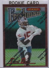 TERRELL OWENS 1996 Topps Finest 49ERS ROOKIE CARD San Francisco Football NFL RC