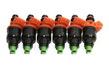 fit Mitsubishi 94-99 3000GT 94-95 Diamante 3.0L V6 6 Pieces Fuel Injectors