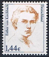 2297 **, BRD 2002, Esther von Kirchbach