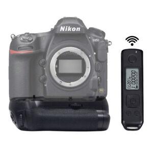 Meike MK-D850 Pro Vertical Battery Grip with 2.4G Hz Wireless for Nikon D850