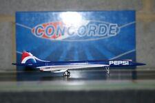 "Phoenix 1:400 Air France Concorde ""Pepsi"" F-BTSD Die-Cast Model Plane"