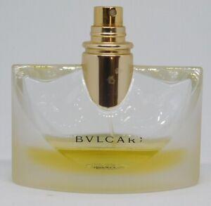 50ml-Flakon BULGARI POUR FEMME Eau de Parfum angebrochen