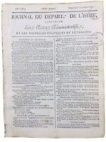 Le Pont de Beauvoisin en 1813 Savoie Virieu Voissan Romagneux Sainte Marie Arvey